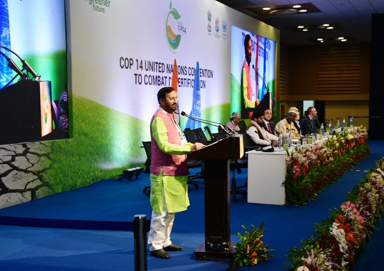 14th-conference-of-parties-unccd-begins-in-greater-noida