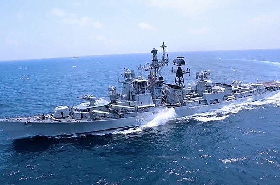 ins-rajput-the-first-destroyer-ship-of-the-indian-navy-relieved